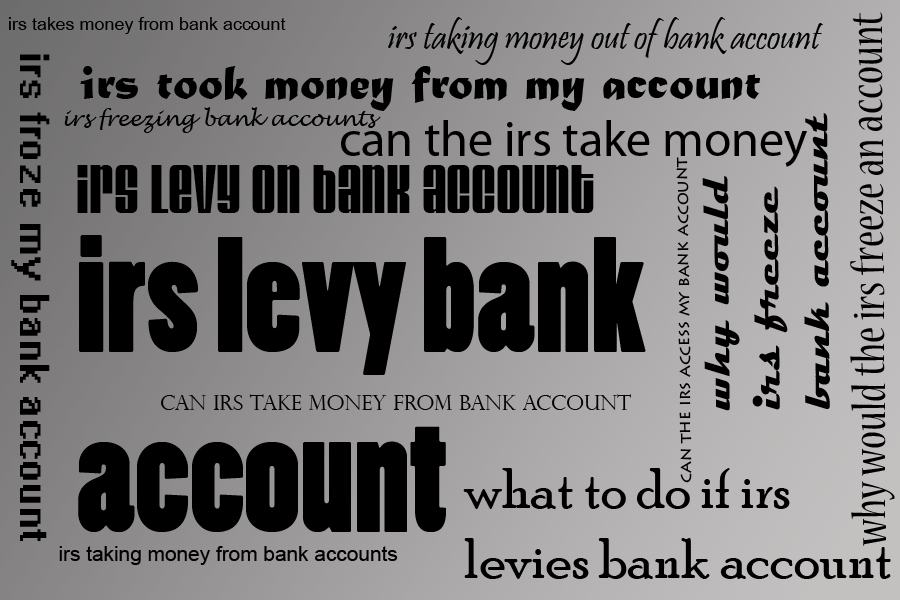 Irs levy