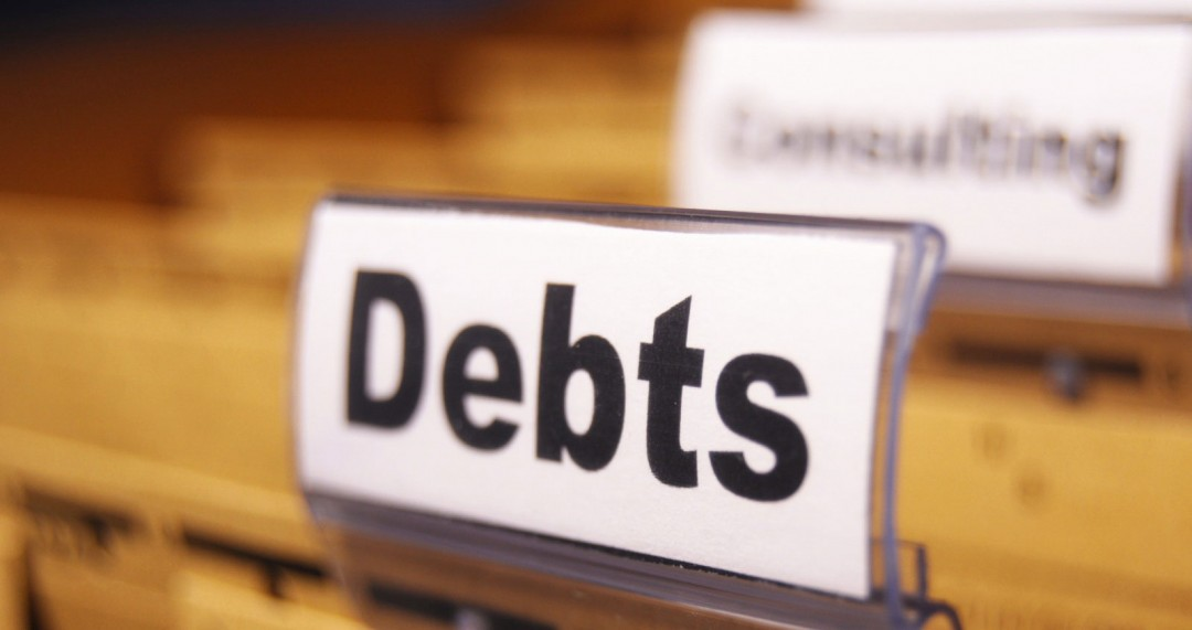 secured vs. unsecured debts