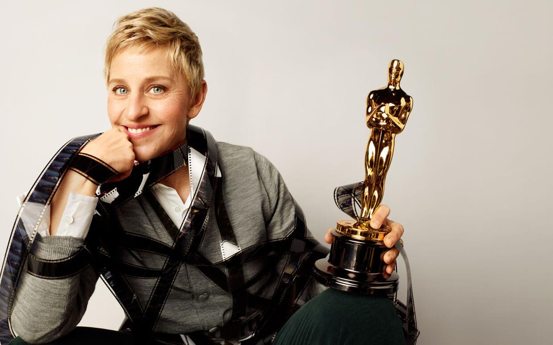 Ellen-DeGeneres humanitarian of the Year