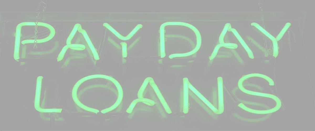 payday loans beware