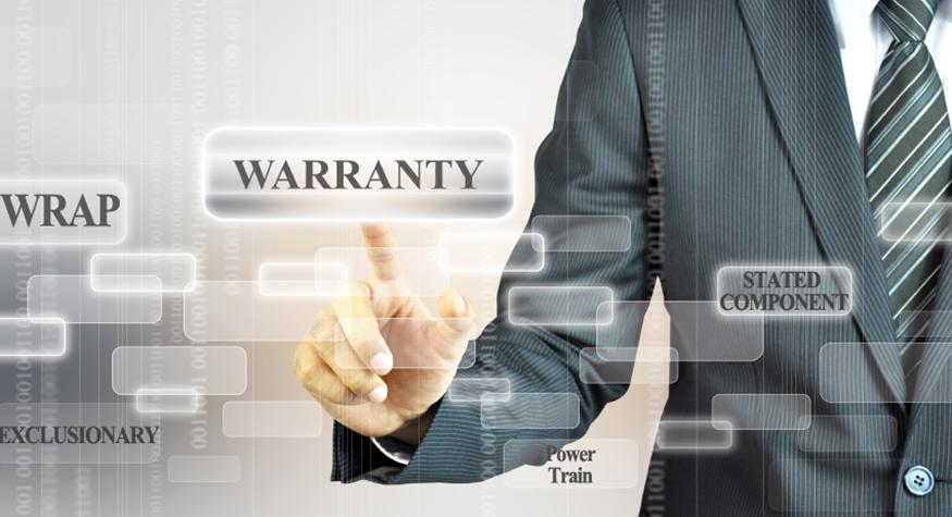 warranty period expired