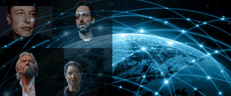 billionaires battle for space-internet-wars