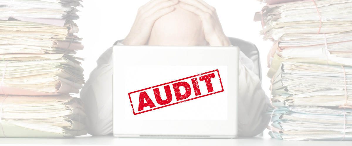 tax audit what to do