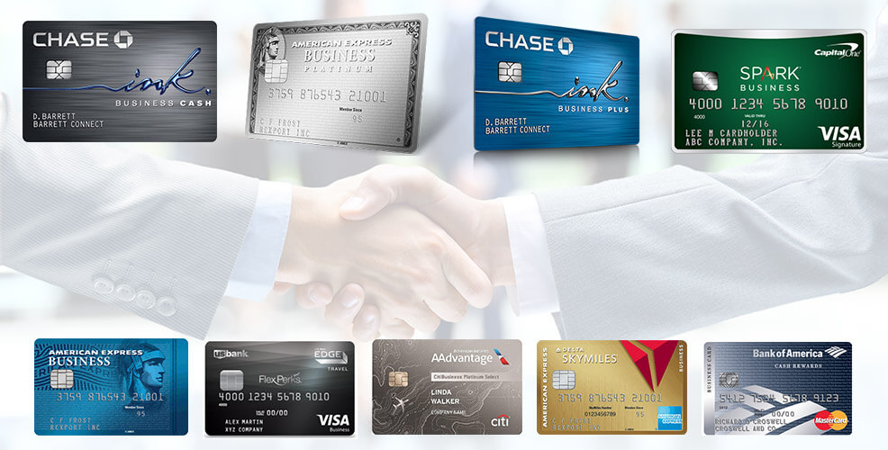 top business credit cards 2016
