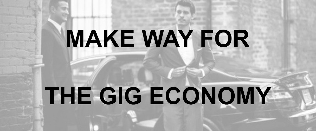 Thi gig economy is too large to be ignored