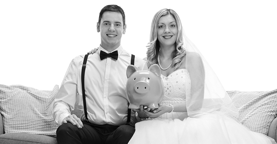 what is the average cost of a wedding