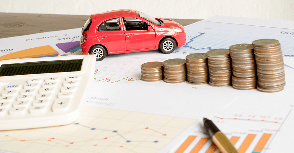 calculate your car down payment