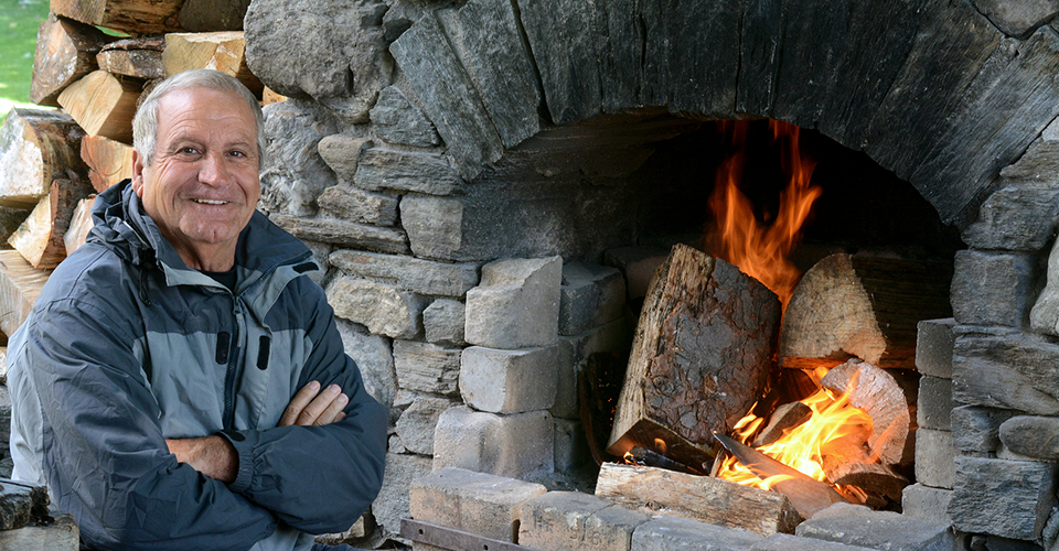 how to finance an outdoor fireplace