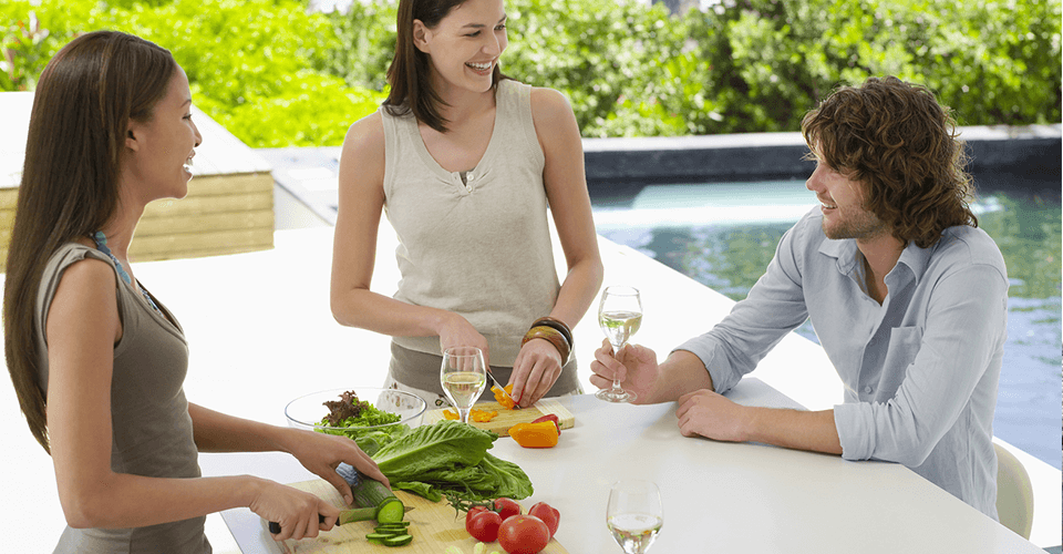 Is it worth the investment to build an outdoor kitchen
