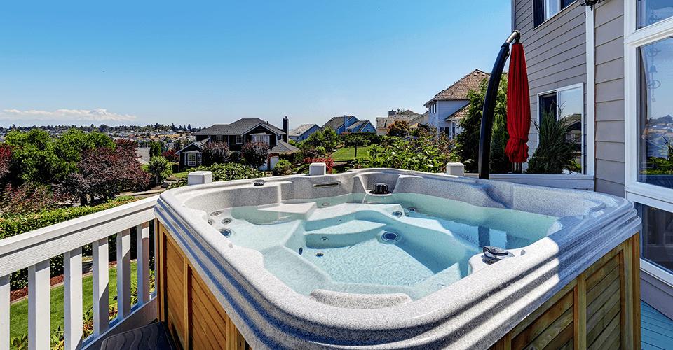 Hot tub guide