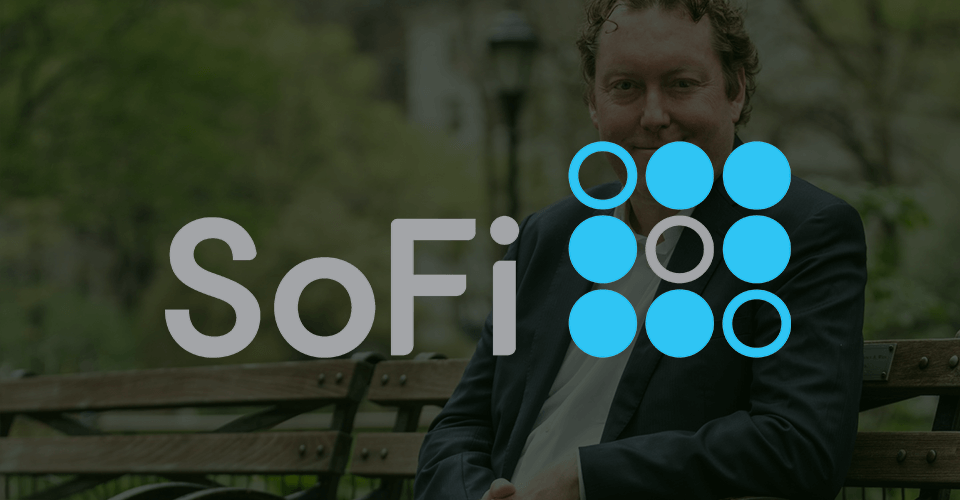 SoFi CEO and Co-founder steps down
