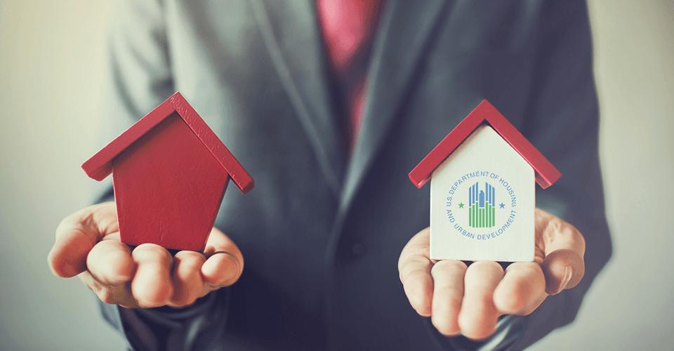 FHA vs. conventional mortgage