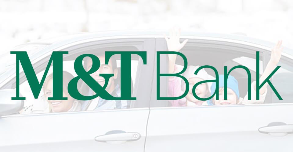 M&T Bank auto loans