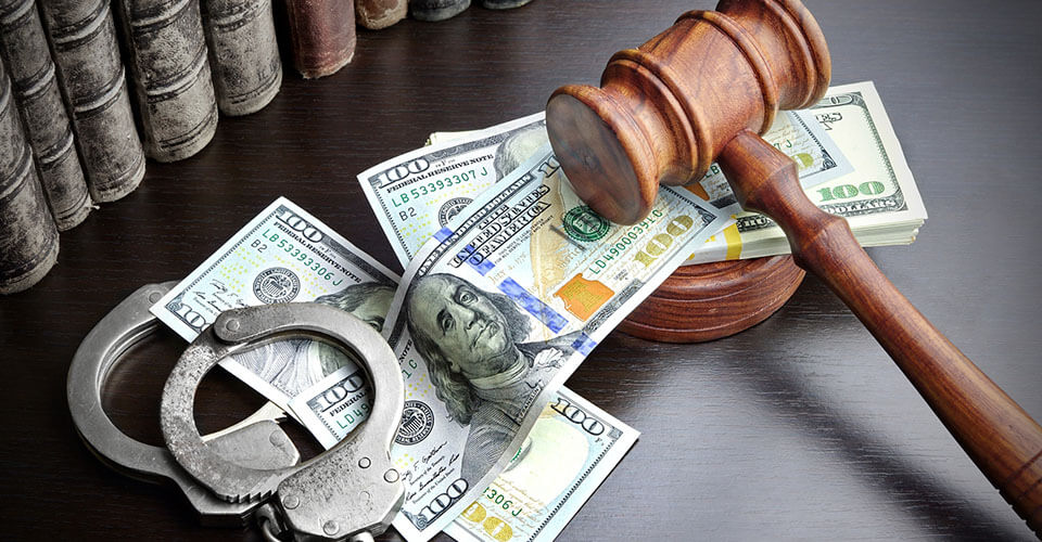 Pay your legal fees