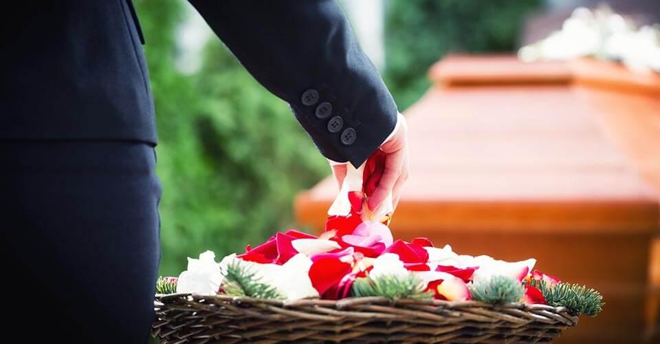 Funeral planning assitance