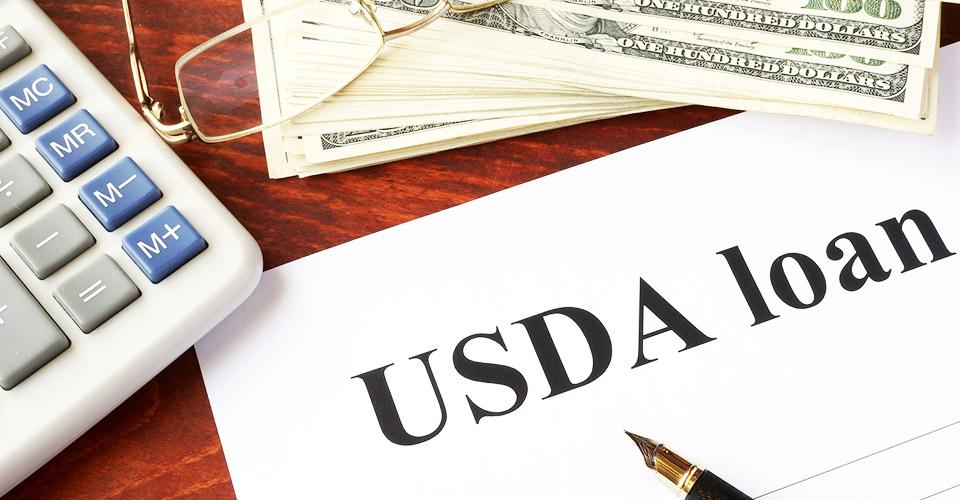 USDA loan calculator