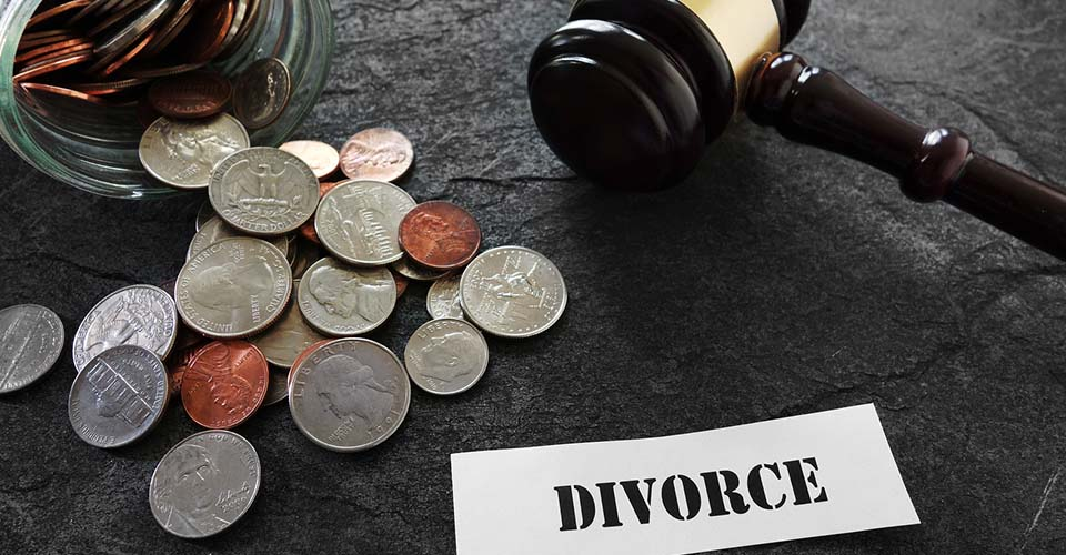 Average cost of a divorce