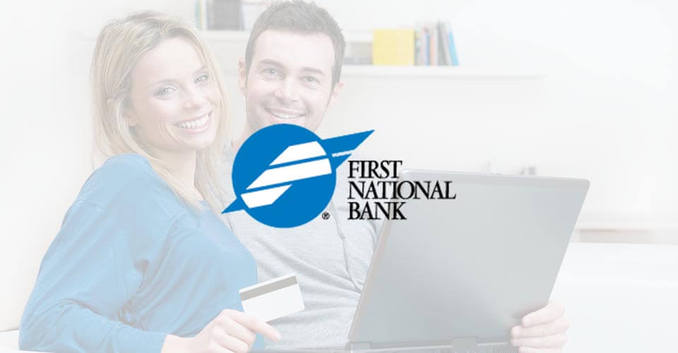 First National Bank Credit Card
