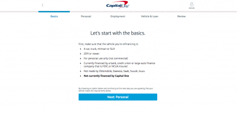 Capital One Auto Refinance In Depth Review Apr 2020 Supermoney