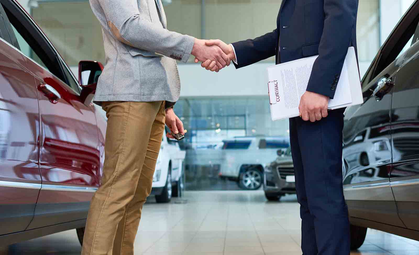 how to buy out a leased car