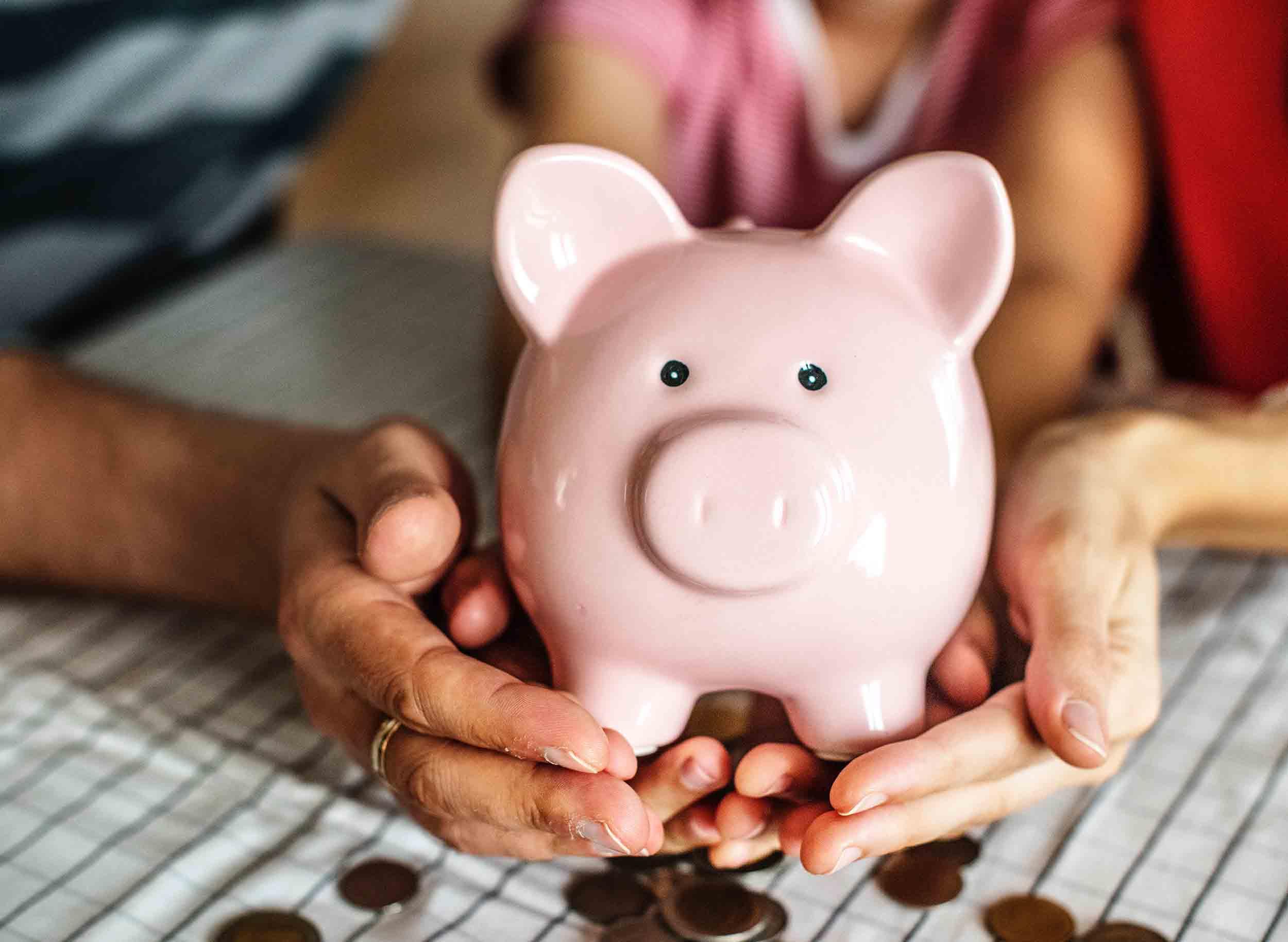 savings accounts and money market accounts
