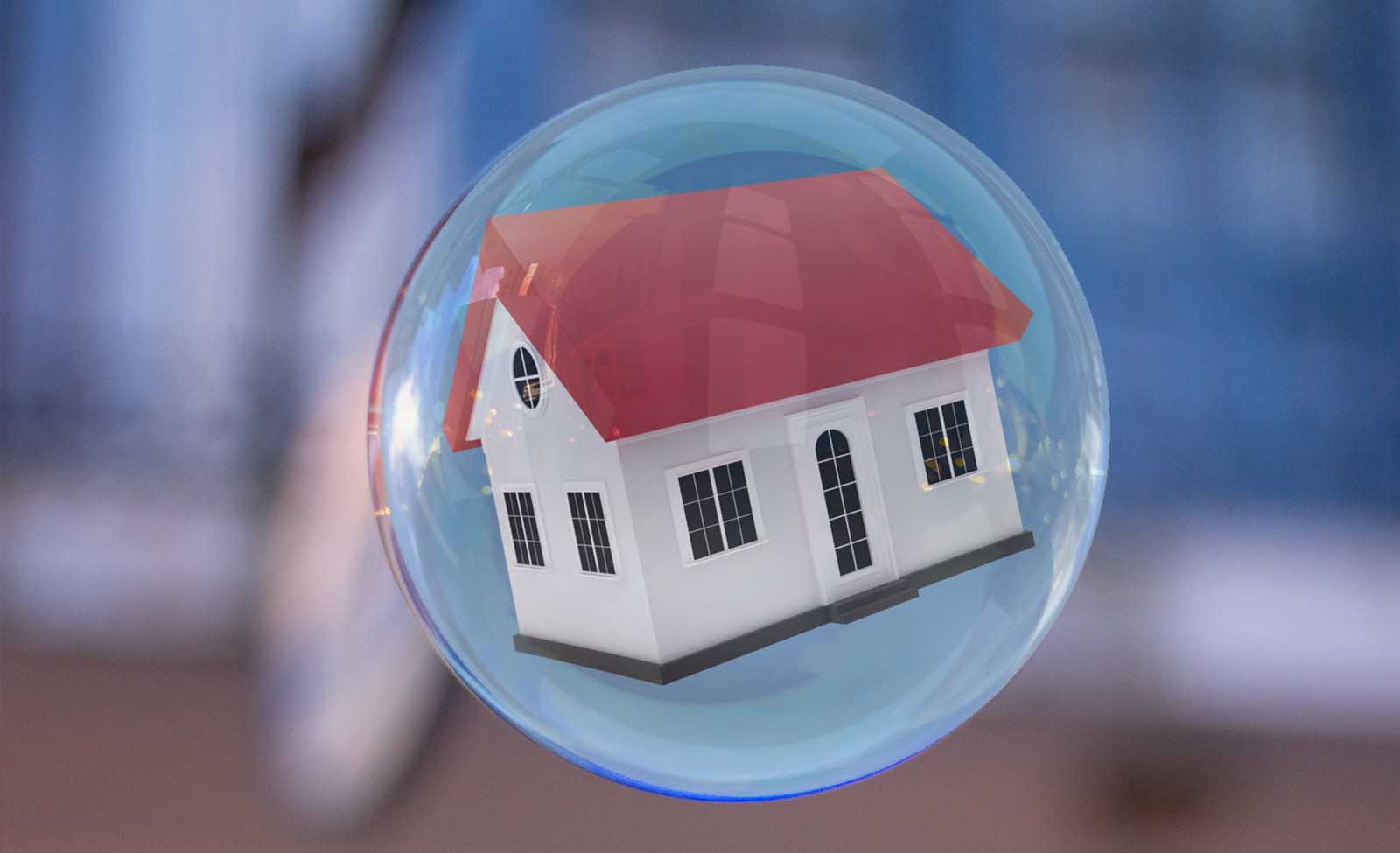 Housing Bubble - Not the kind you're thinking of