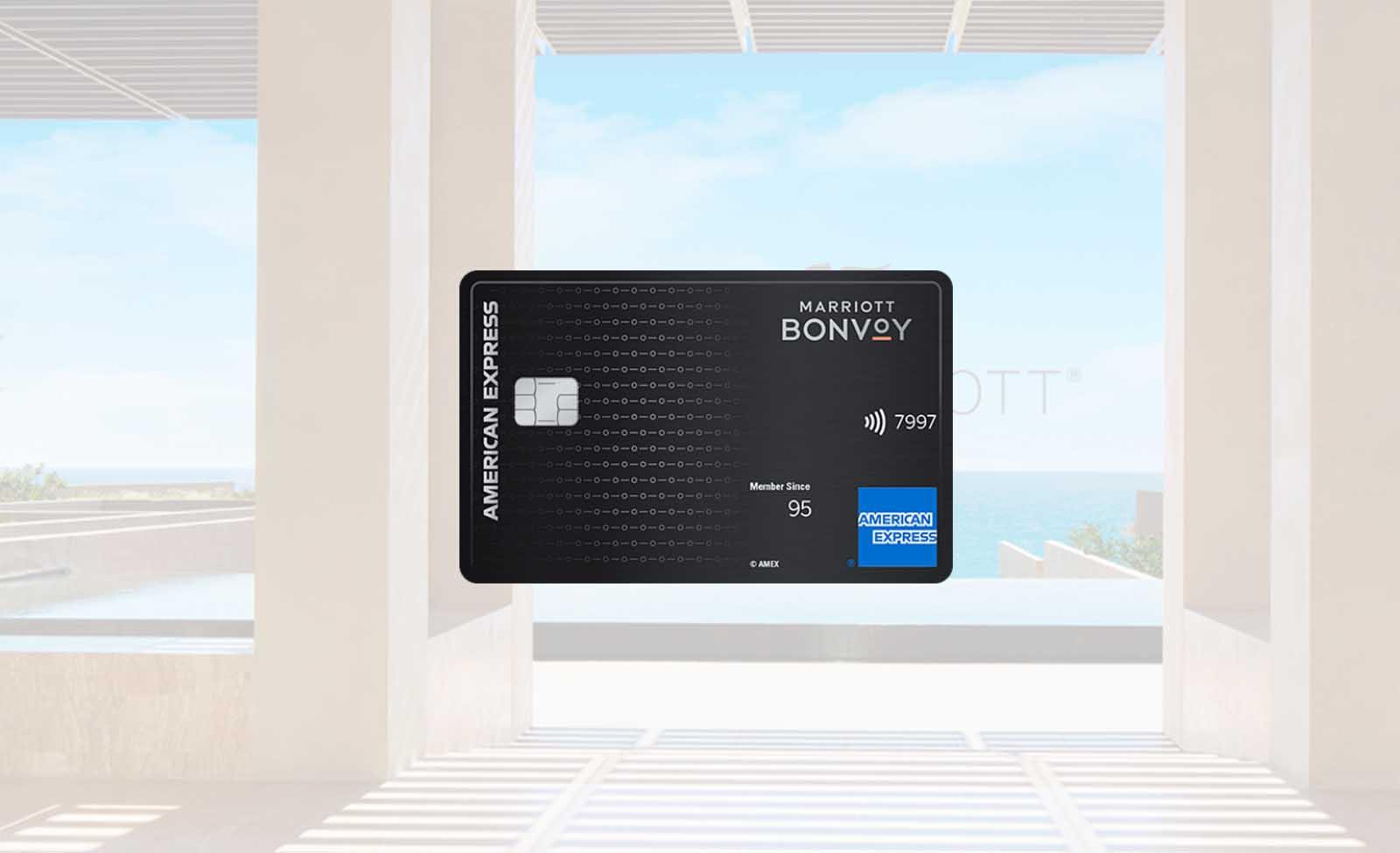Marriott Bonvoy Brilliat Credit Card review.
