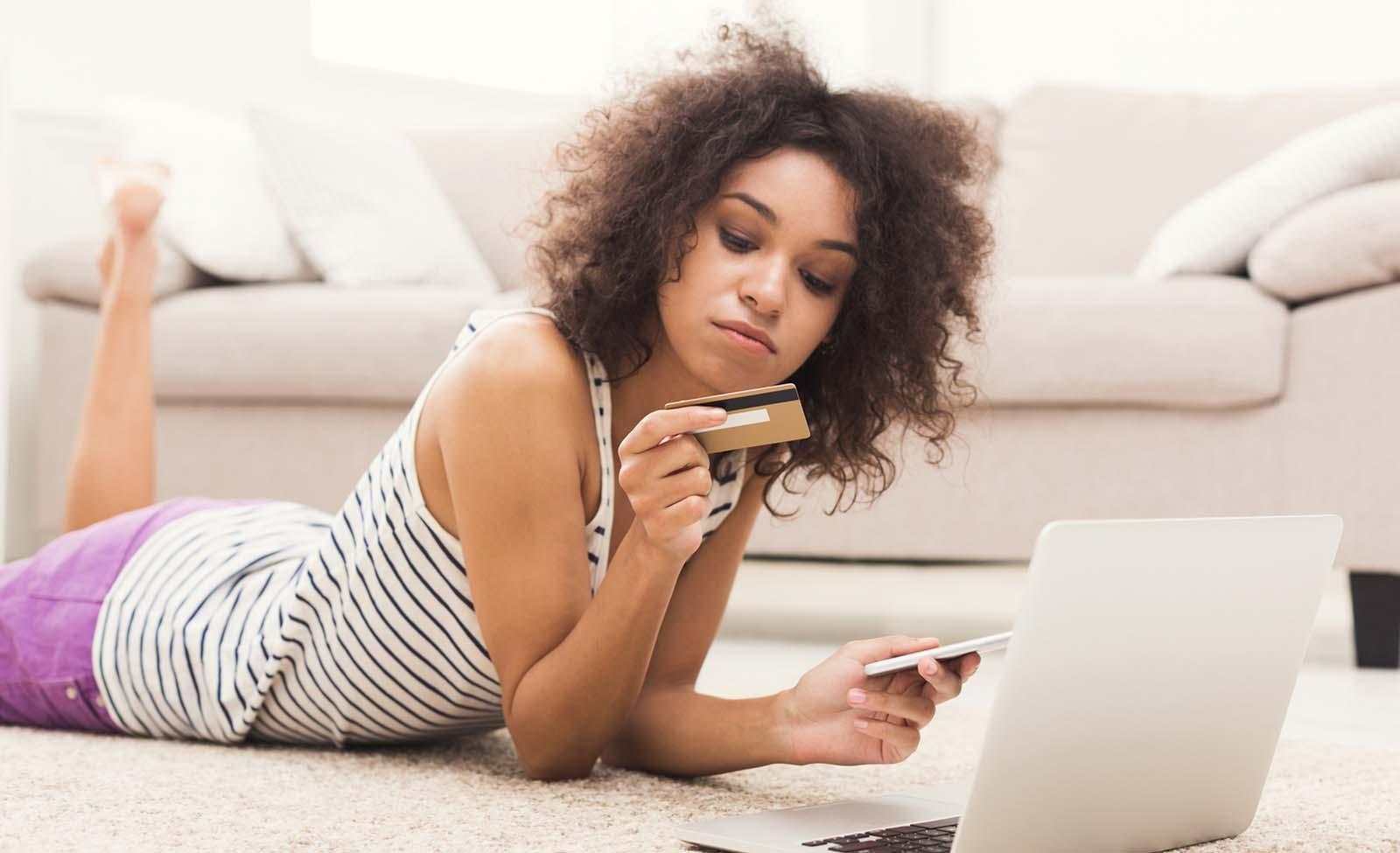 prepaid cards personal loans