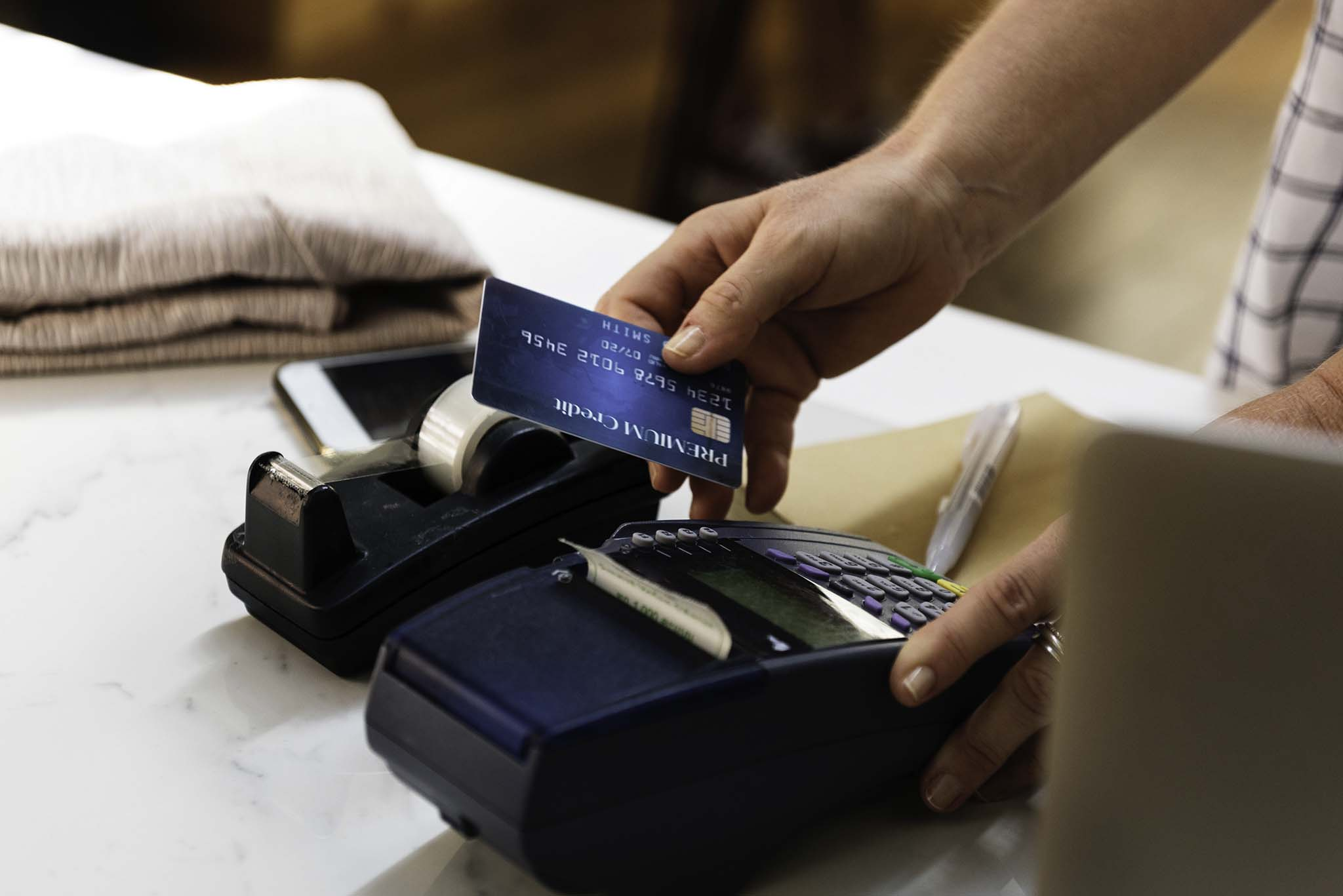 Top reasons debit card declined