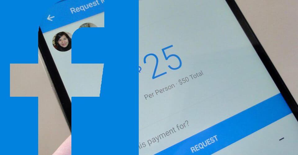 facebook payments p2p