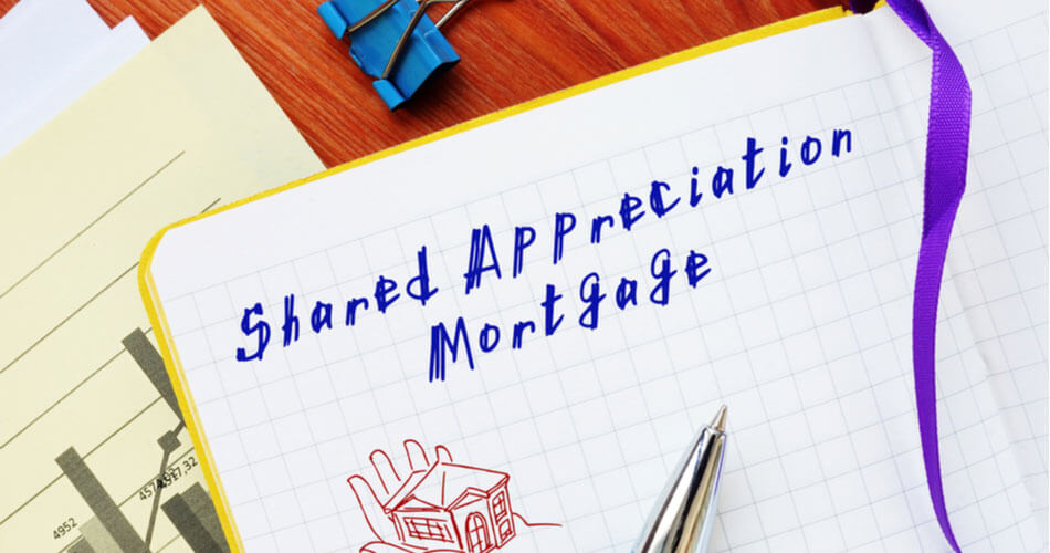 Shared appreciation mortgage tax implications