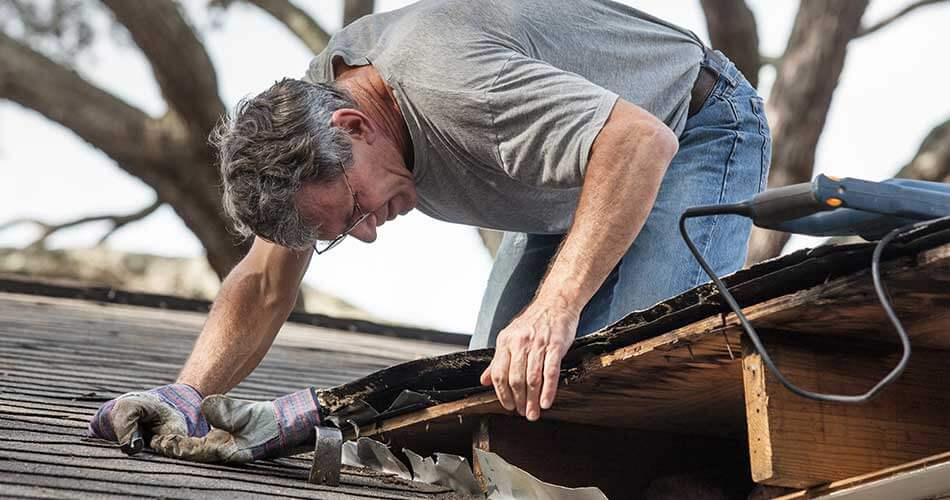 most common roof repairs