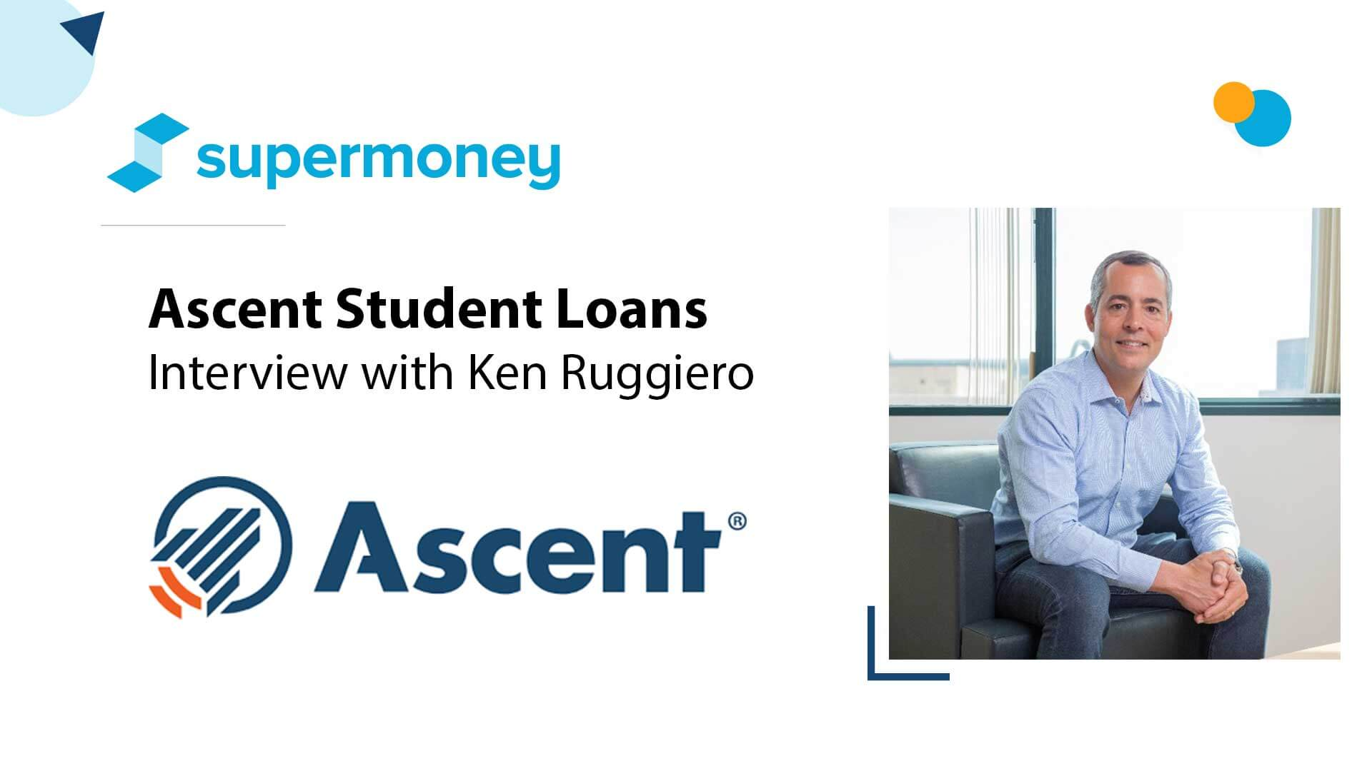 Image of Ken Ruggiero, CEO of Ascent Funding